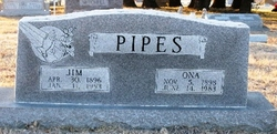 """George Whitfield """"Jim"""" Pipes Jr."""