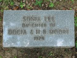 Sonia Lee Moore