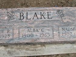 Alba Clayton Blake