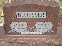 Sylvia H. <I>Brown</I> Bloesser