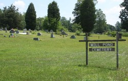 Mill Pond Cemetery