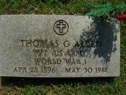 Thomas George Allen