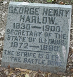 George Henry Harlow