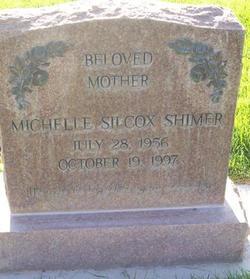 Michelle <I>Silcox</I> Shimer
