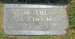Elizabeth Price <I>Griffith</I> Milhous