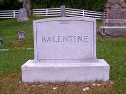 Dora B. <I>Haskell</I> Balentine