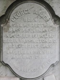 George Ailer