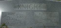 Wade Flournoy Knight