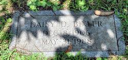 Daisy D Bixler