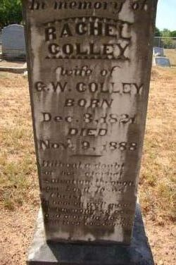 Rachel Nelson <I>Griffin</I> Colley
