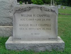 William H Chappell