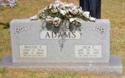 Jack C Adams