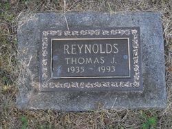 Thomas J Reynolds