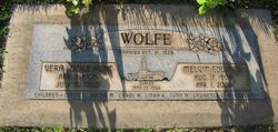 Vera Lucille <I>Hunt</I> Wolfe
