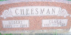 Clara C. <I>Brown</I> Cheesman
