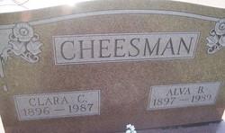 """Alva B. """"Skipper"""" Cheesman"""