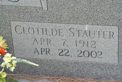 Clotilde Elizabeth <I>Stauter</I> Perkins
