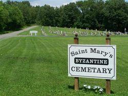 Saint Mary's Byzantine Cemetery