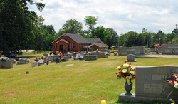 Little Sand Mountain Baptist Church Cemetery