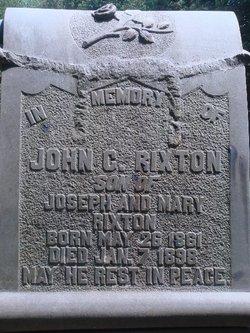 John Rixton
