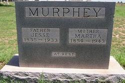 Martha Jane <I>Roark</I> Murphey