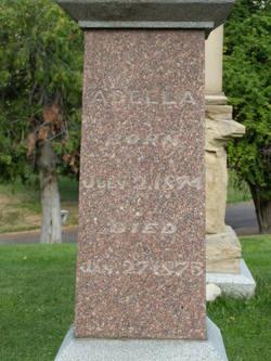 Adella Burkett