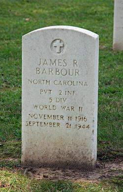 James R Barbour