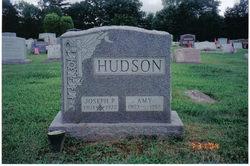Amy <I>Vandine</I> Hudson