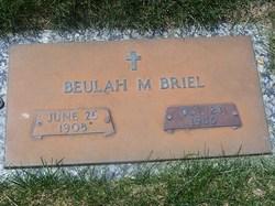 Beulah May <I>Veinot</I> Briel