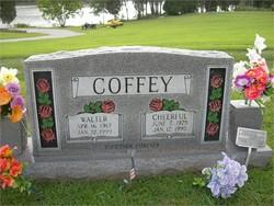 Cheerful <I>Welch</I> Coffey