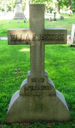 Ella E <I>Ayres</I> Beebe