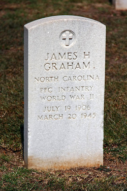 PFC James H Graham