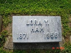 Lora <I>Yetter</I> Ham