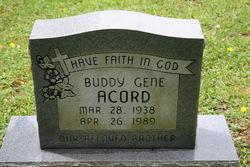 Buddy Gene Acord