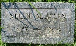 Nellie Maria <I>Colgrove</I> Allen