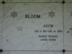 Alvin Bloom