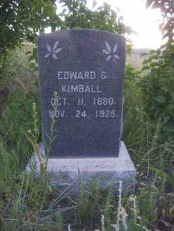 Edward Golden Kimball
