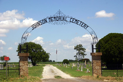 Johnson Memorial Cemetery