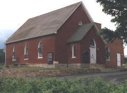 Doubling Gap Church Of God Cemetery