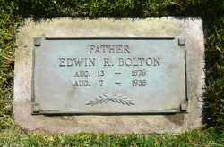 Edwin Raymond Bolton