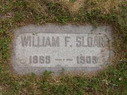 William F Sloan