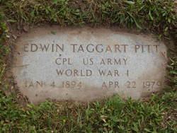 Edwin Taggart Pitt