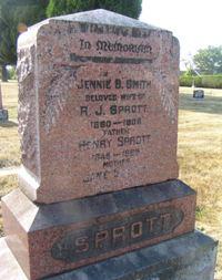 Henry Sprott