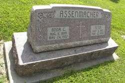 Anna Katherine <I>Koehler</I> Assenmacher