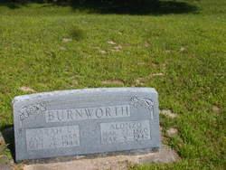 "Alonzo ""Lon"" Burnworth"