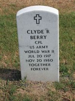 Clyde R Berry