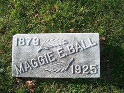 Maggie E. <I>Hale</I> Ball