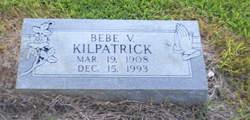 Bebe V. Kilpatrick