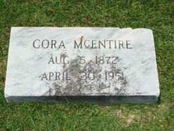 Cora <I>Parker</I> McEntire