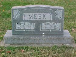 Marvin Hart Meek